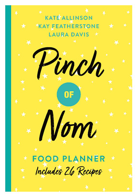 Pinch of Nom Food Planner Low Fat Diet Healthy Nutrition Eating 26 New Recipes