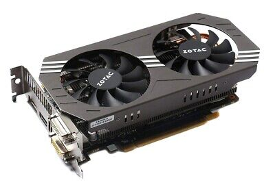 Compact Powerful Graphics Card Zotac Geforce Gtx-970 Gaming Edition 4Gb