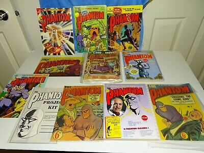 Phantom * Collection Of 4 Special Issues 1000 & Repr No.1, 50Th Anniv 1209,1063