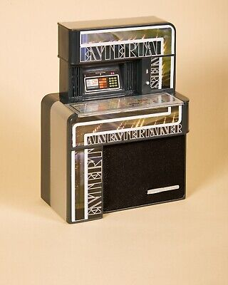 SEEBURG ESTD2'Entertainer' JUKE-BOX IN MINIATURA CON CANZONE 'UN'ESTATE AL MARE'