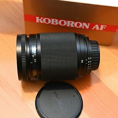 Koboron AF 28-200mm - Zoom Lens For Nikon F Mount - BARGAIN - EOFY SALE