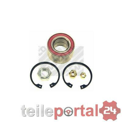 Wheel Bearing Kit VW Caddy I Golf 1 Cabriolet II Jetta Scirocco 53B Front Axle