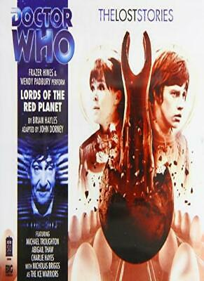 Lords of the Red Planet (Doctor Who: The Lost Stories) by Hayles, Dorney New..