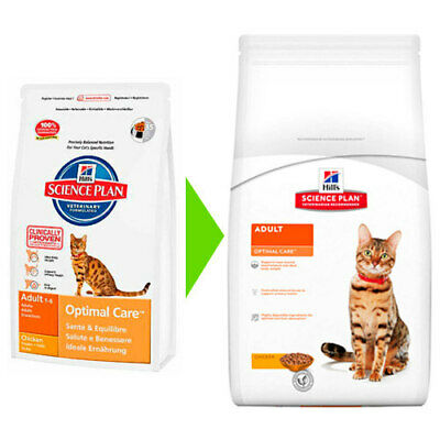 Hill's Feline Adult Pollo (2 kg)