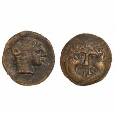 Ancient Indo-Greek Unresearched Coin,  171-135Bc. (4)