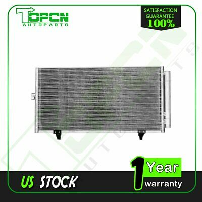 73210AG01A SU3030129 New A//C AC Condenser Factory finish For Subaru Legacy