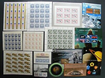 drbobstamps US MNH High Value Sheets & Souvenir Sheets Postage Lot Face $363