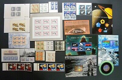 drbobstamps US MNH High Value Postage Collection (See Description) Face $257