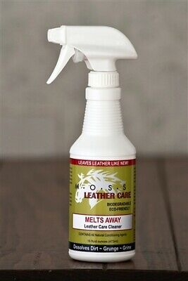MOSS Melts Away Leather Care Cleaner Spray
