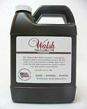 Walsh Fine Leather Oil