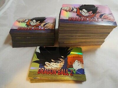 Dragonball Z Holochrome Archive Edition Complete Master Set Including Chase