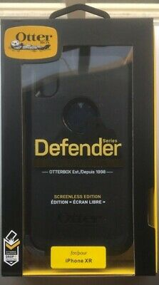 NEW Genuine Otterbox Defender Series Case for the Iphone XR With Holster