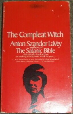 Witch Wicca Wiccan Satanic Lavey Satanic Occult Black Witchcraft Ritual Spell 13