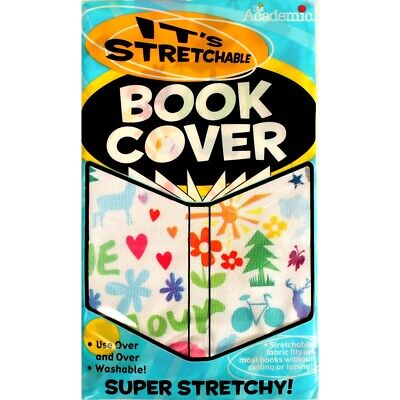 Stretchable Book Covers - Large  - Large