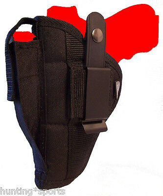 GUN SHOULDER HOLSTER for full size HI POINT 45 & 40 with Double Mag