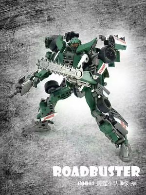 Transformation TF Dream Studio GOD07 Roadbuster Figure New