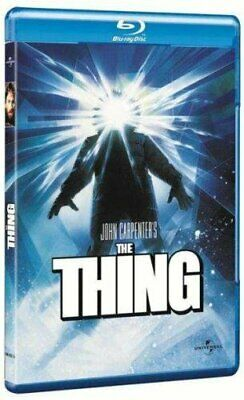 Coffret Bluray The Thing avec Kurt Russel, Wilford Brimley par John Carpenter