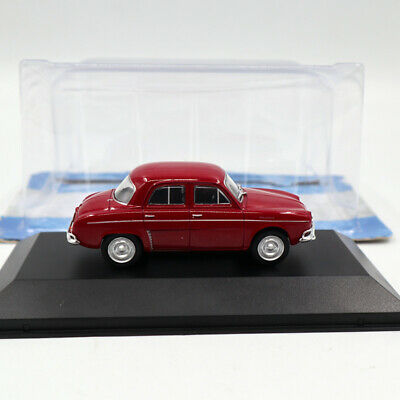 1/43 IXO Renault Dauphine 1965 Diecast Models Limited Edition Collection Toys
