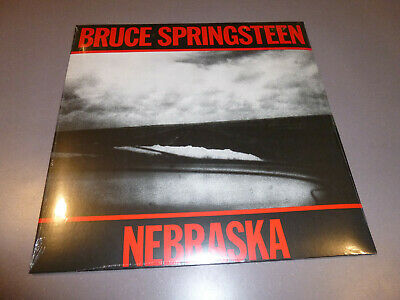 Bruce Springsteen - Nebraska  - LP Vinyl /// Neu & OVP /// Remastered
