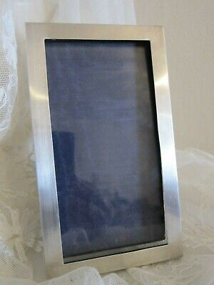 Early Vintage Sterling Silver Picture Frame