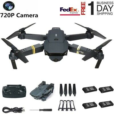 E58 Pro Drone 2.4G Selfi WIFI FPV 2MP 720P HD Camera Foldable RC Quadcopter Set