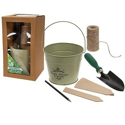 Planter and Trowel Gift Set