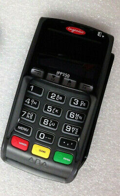 Ingenico IPP350-005-YPAYU Chip and Pin Card Terminal No Cable