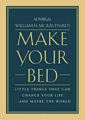 Make Your Bed by William H. McRaven E-B00k [pdf + ePub]