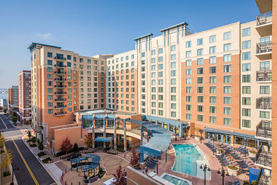 4 Nights at Wyndham National Harbor--8/13-8/17--2 Bedroom Deluxe w/Balcony