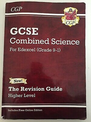 New Grade 9-1 GCSE Combined Science: EDEXCEL Revision Guide