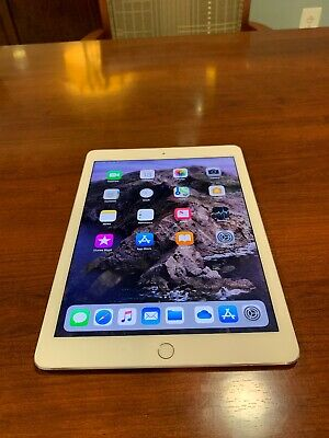 Apple iPad Air 2 128GB Wi-Fi 9.7in Silver MGLW2LL/A A1566