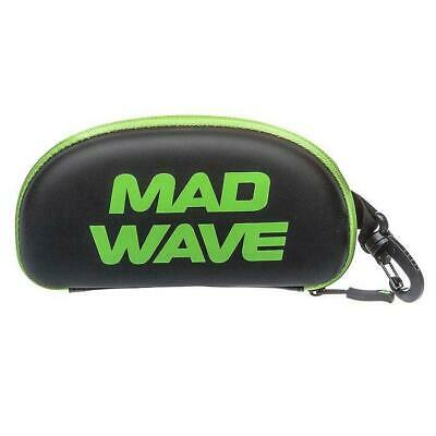 Mad Wave Goggles Case - Green