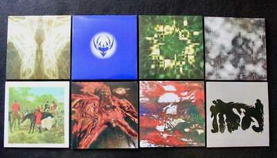 COIL 8 CDS new Current 93 Nurse With Wound John Balance Threshold archives