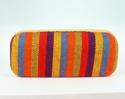 Glasses Cases 100pz - Box of assorted colors in various materials and colors