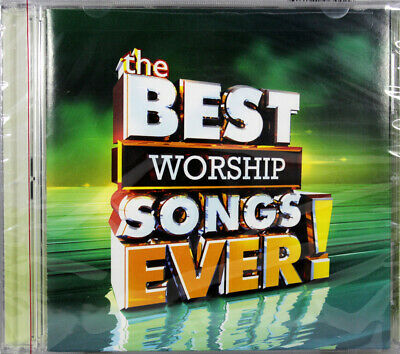 The Best Worship Songs Ever! NEW CD Contemporary Rock Praise & Worship Pop