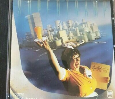 Supertramp - Breakfast in America (1997 cd)
