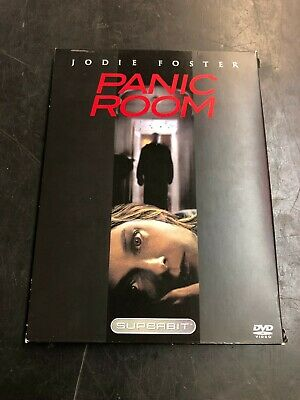 Panic Room *Buy 1 Get 1 Free* (DVD, 2002, The Superbit Collection)