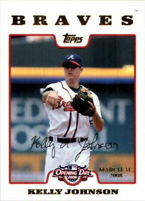 2008 Topps Opening Day Gold Parallel //2199 You Pick Finish Your Set