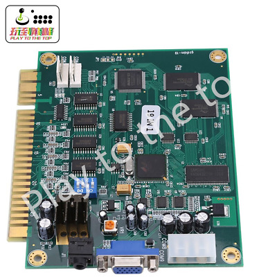 Horizontal Multicade Arcade Multigame Jamma PCB Board 19in1 for Video Game AC732