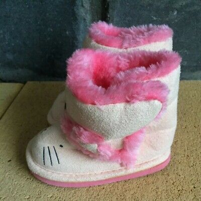 💖Toddler-Girl Slippers By Cotton On 💖 14Cm Length