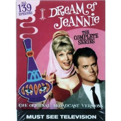 I Dream of Jeannie: The Complete Series 12 DVD Box Set  New!