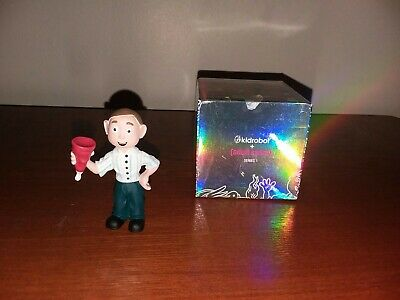 "Kidrobot Adult Swim Series 1 Moral Orel 2/"" Vinyl Figure Cartoon Network 2//25"
