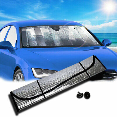 1pc Auto Windshield Sunshade Reflective Sunshade For Car Cover Visor Wind Shield