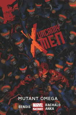 Uncanny X-Men T.5 Mutant omega - Brian Michael Bendis, Chris Bachalo, Kris Anka