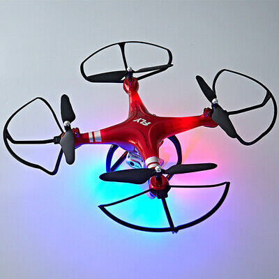 Global Drone X6 2.4G 1080P WiFi FPV Camera Quadcopter Dron Aircraft Hot Red 2