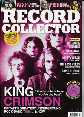 RECORD COLLECTOR- No.494 July 2019 (NEW)*Post included to UK/Europe/USA