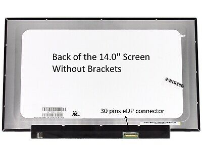 Schermo Display 14LED tipo N140HCA-EAC 1920X1080 30pin 315mm VISIODIRECT
