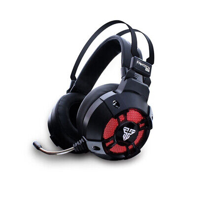 3X(Fantech Hg11 Virtuale 7.1 Canali Surround Bass Stereo Gaming Cuffie Nois C9V1