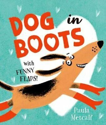 Dog in Boots by Paula Metcalf 9780192758842 | Brand New | Free CA Shipping
