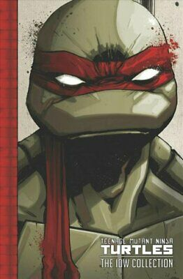 Teenage Mutant Ninja Turtles The Idw Collection Volume 1 9781631401114